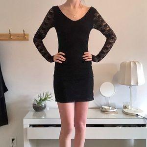 F21 Lace Mini Dress